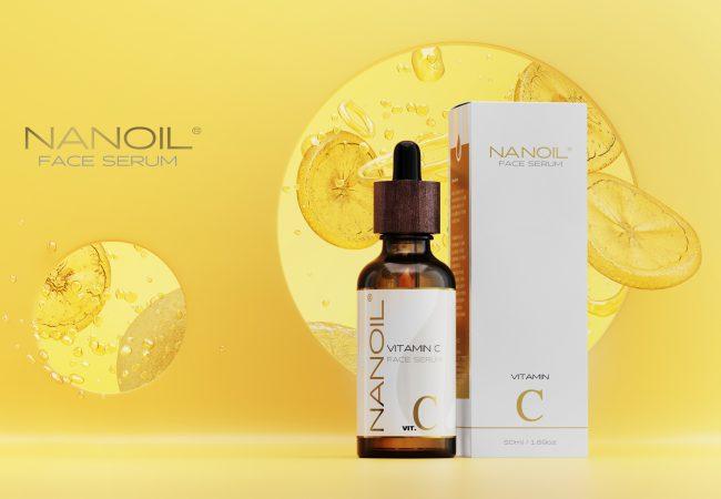 Nanoil Gesichtsserum mit Vitamin C – überzeugen Sie sich selbst, wie es wirkt!