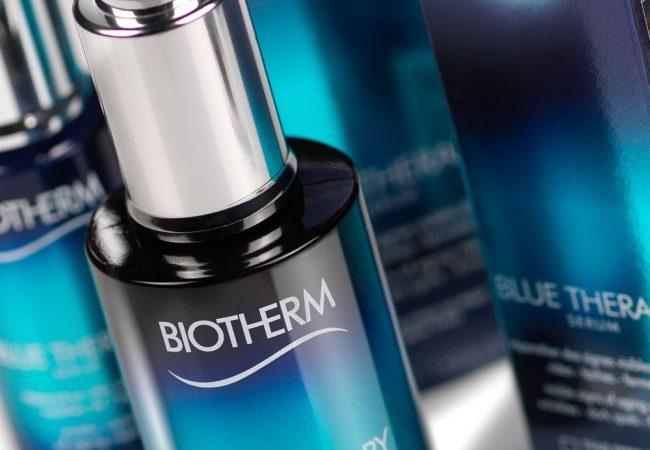 Komm auf die Blaue Seite der Macht. Anti Falten Kur Blue Therapy von Biotherm