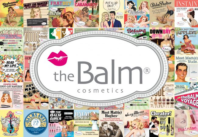 THE BALM – Kosmetikprodukte im Retro-Stil für echte Pin-Up Girls