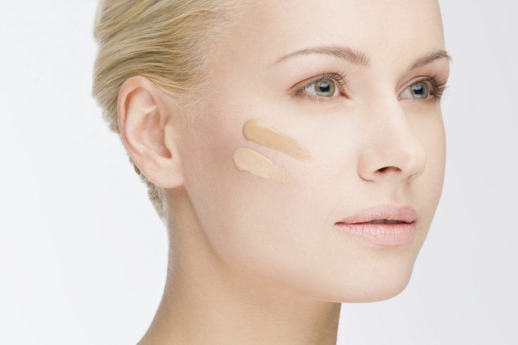 Unusual applications of a Concealer