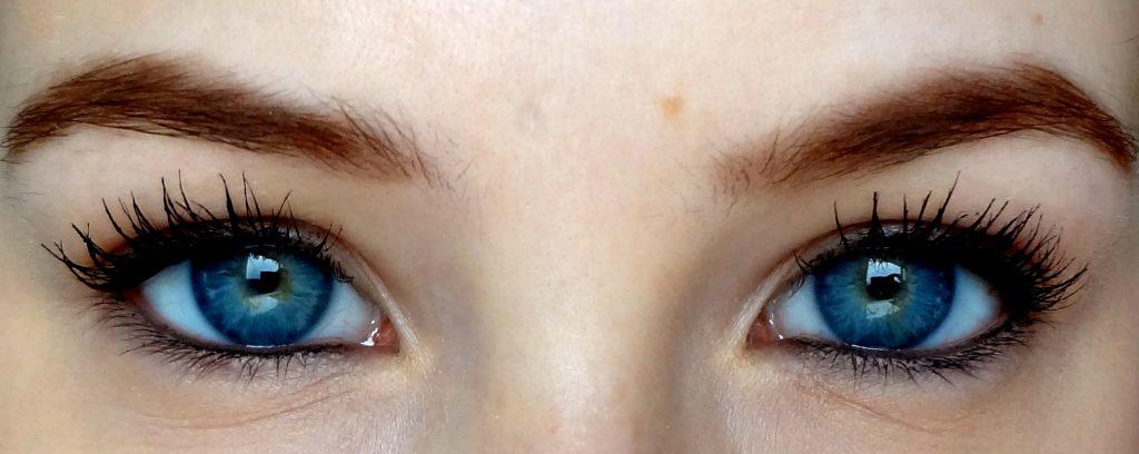 Verschmierter Eyeliner 1