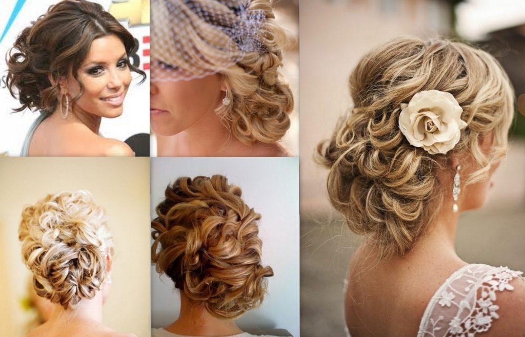 Die Schonsten Frisuren Auf Die Hochzeit Und Unter Brautschleier