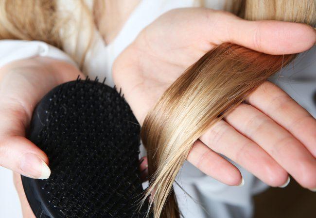 Haarpflege nach dem Winter – Problem und Lösung