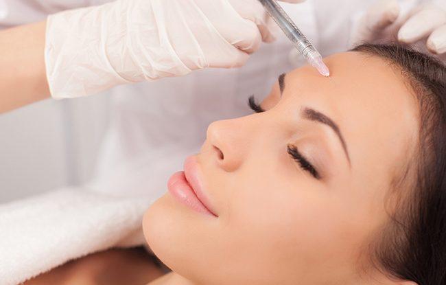 Populärste Behandlungen der ästhetischen Medizin