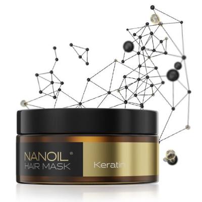 die beste Haarmaske Nanoil Keratin Hair Mask